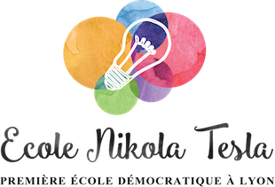 Ecole Nikola Tesla Logo