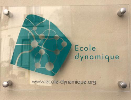 Notre immersion à l'Ecole Dynamique