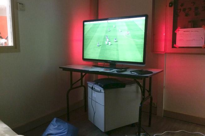 salle de jeux-video
