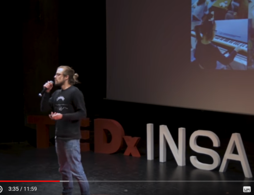 BREAK THE RULES ! Le TEDx INSA vient de sortir…