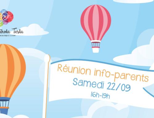 Samedi 22 Septembre prochain : rencontre avec les familles curieuses !