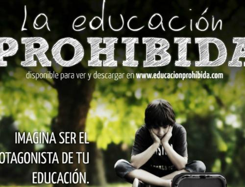 Ciné-échange autour du documentaire Educacion Prohibida le 18 Décembre prochain !